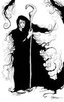 Nizan, accepting the shadow by mbielaczyc