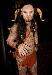 Faun Costume, Dragoncon 2007 by mbielaczyc