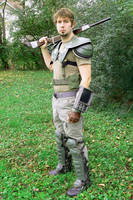 Fallout 3 Costume by mbielaczyc