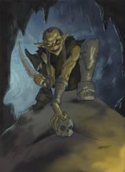 Goblin - WIP by mbielaczyc