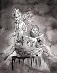Rickcraftian : The Untold tale by mbielaczyc