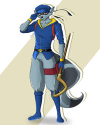 Sly Cooper by SquaredMind