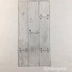 Wood Study by Guyboy17