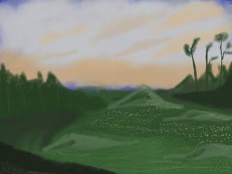 Landscape #1 by Guyboy17