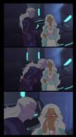 Lotura Goodnight kiss by AriamJan