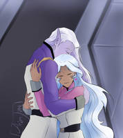 Lotura in uniforms by AriamJan
