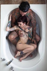 Memphis and Travis 1 by tinfoilmedia