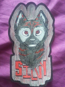 Silvy Badge by xXNeon-HeartXx