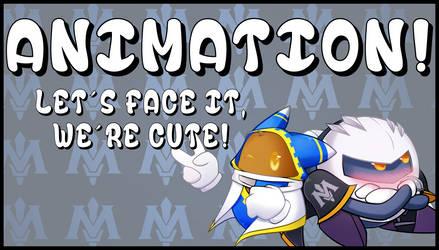 Metalor - Let's Face It We're Cute Animation Meme by Hot-Gothics