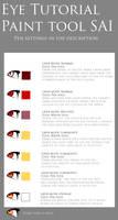 Eye Tutorial by Isihock