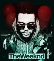 The Weeknd by LustforLifeee