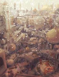 Snowfall by Reluin