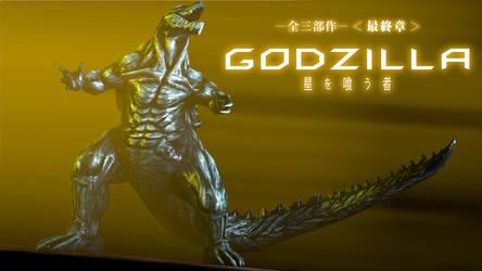 Godzilla: The Planet Eater by GavinSFMs