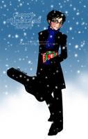 Merry Christmas 2007 by mazoku-chan