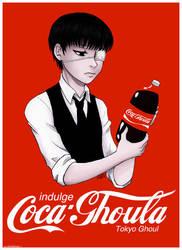 Coca Ghoula by mazoku-chan