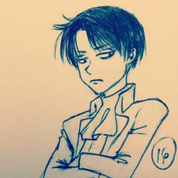 Levi by mazoku-chan