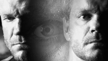 Chris Benoit by barrymk100