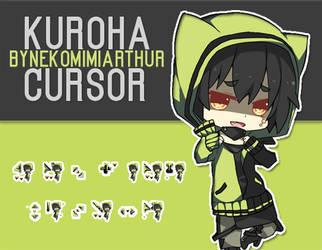 Comm: Kuroha cursor ByNekomimiArthur by Nekomimiarthur