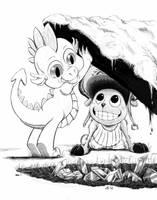 Treasure Hunters by AnimatedJim