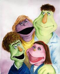 Family Photo by AnimatedJim