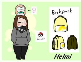 Pokemon by SkyMeowCute