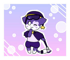 Cute boy by SkyMeowCute