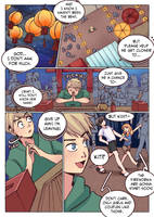 Justin's Wish: Page 1 by meowwithme
