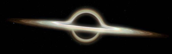 black hole by Atenebris