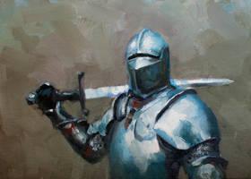 Armor study by Greg-Opalinski