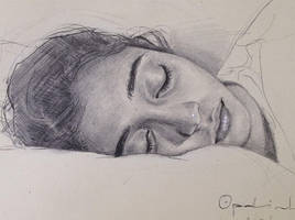 Life drawing by Greg-Opalinski