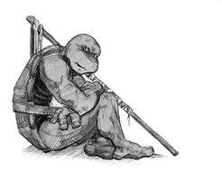Donatello by buffysummrsx