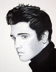 Elvis by Stitch-Bunny