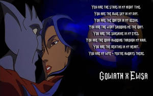 Gargoyles: You Are My Life by Kyukitsune