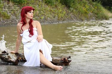 Ariel - Where is Eric? -sailcloth version- by K-i-R-a-R-a