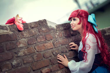 Ariel you must kiss the prince by K-i-R-a-R-a