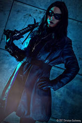 Huntress - Arrow by K-i-R-a-R-a