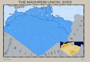 The Maghrebi Union by Xotaed