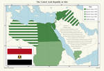 The United Arab Republic (1962) by Xotaed