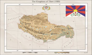 The Kingdom of Tibet (1980) by Xotaed