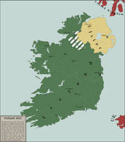 One hour challenge - Ireland by Xotaed