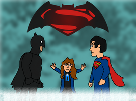 Jack Skyblue Reviews: Batman v Superman by jackhopeart