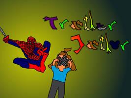 The Amazing Spider-Man 2 (Trailer Jailor Episode) by jackhopeart