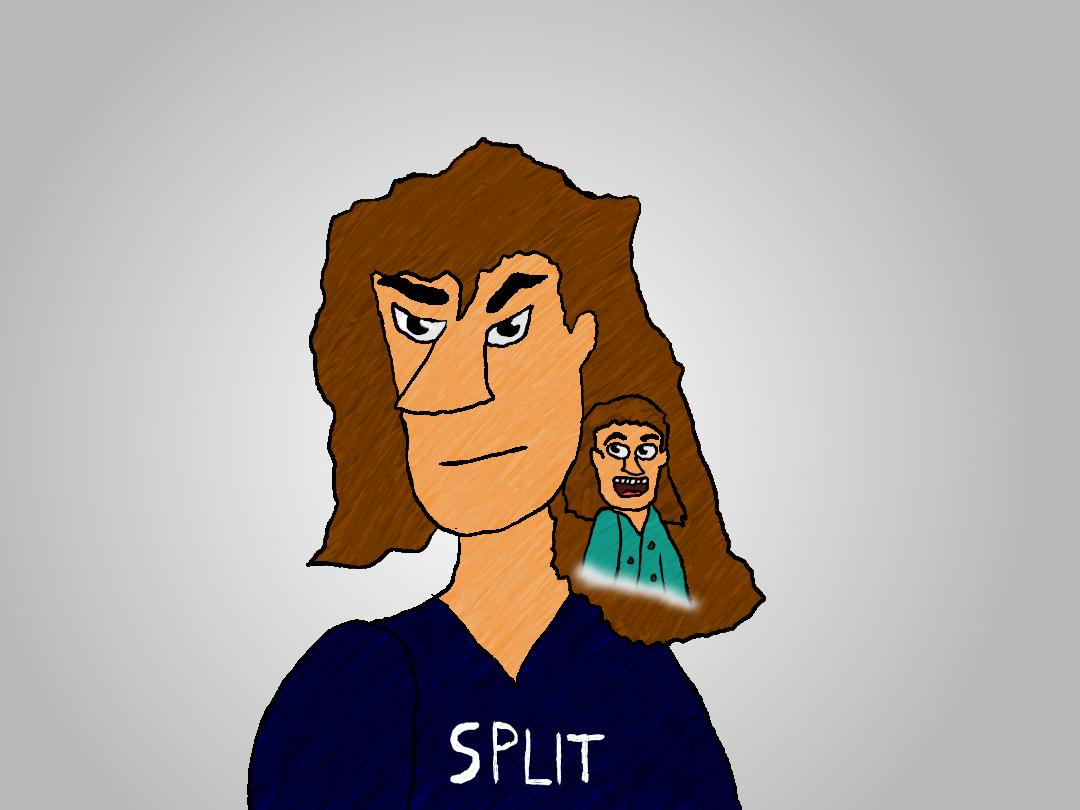Split (Jack Skyblue Reviews) by jackhopeart
