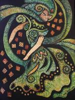 Washerwoman by anitadunkl