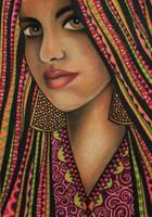 Persian Princess by anitadunkl