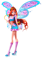Bloom 3D Believix Png by bloomsama
