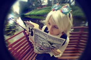 Luna Lovegood4 by Haruhi-tyan
