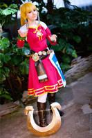 Zelda by Haruhi-tyan