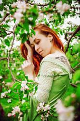 Spring Fantasy 5 by 13-Melissa-Salvatore