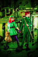Riddlers by 13-Melissa-Salvatore